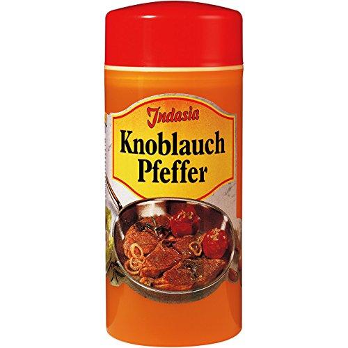Indasia Knoblauch-Pfeffer Gewürzsalz