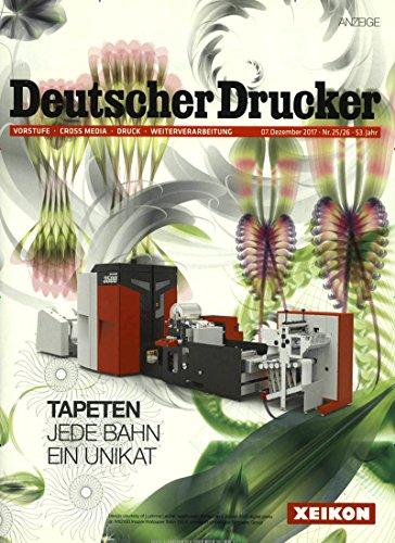 Deutscher Drucker [Jahresabo]
