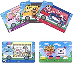 6pcs in All ACNH Sanrio Collaboration Pack RV Furniture Cards Compatible with Switch for Animal Crossing New Horizons. Reg...