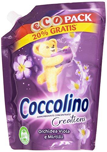 Coccolino - Creations, Ammorbidente Concentrato, Orchidea Viola E Mirtilli - 700 ml