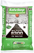 North American Salt 53820 Magnesium Chloride Ice Melter, 20-Pound
