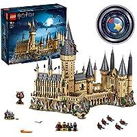 LEGO Harry Potter TM-Castillo de Hogwarts, maqueta de juguete para construir la escuela de magía, incluye varios personajes de la saga (71043) , color/modelo surtido