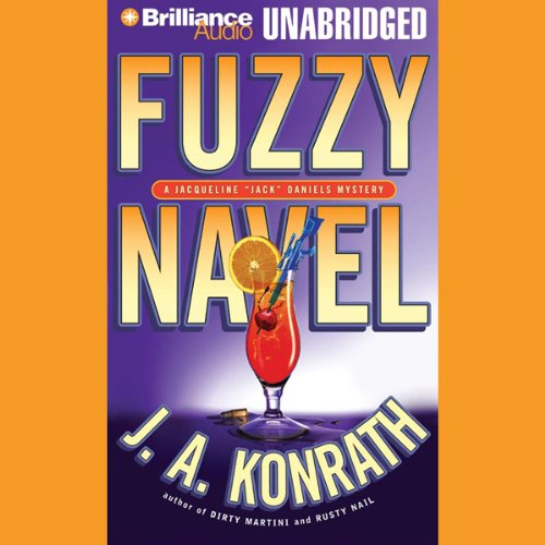 Fuzzy Navel audiobook cover art