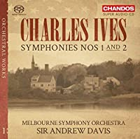 Ives: Orchestral Works, Vol. 1 by Melbourne Symphony Orchestra