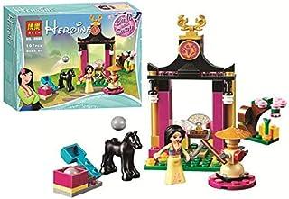 Bela Princess Mulan Training Day Building Blocks 107 Pcs - 04780