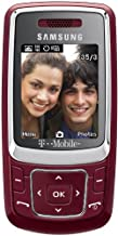 Samsung t239 Phone, Red (T-Mobile)