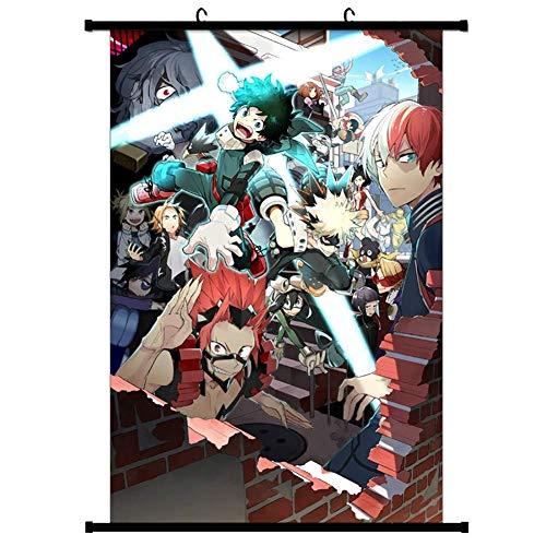 Mini Office Depot Anime mi Héroe Academia Izuku Midoriya De
