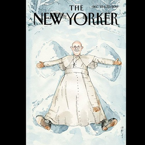The New Yorker, December 23rd & 30th 2013: Part 2 (James Carroll, Katherine Zoepf, Emily Nussbaum) cover art