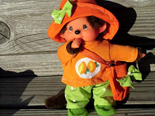 Puppenkleidung handmade passend für MONCHICHI Gr. 20 cm Bekleidung 5-teilig Kleidung