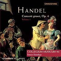 Handel: Concerti Grossi, Op.6 Nos 1-5 (1997-06-05)