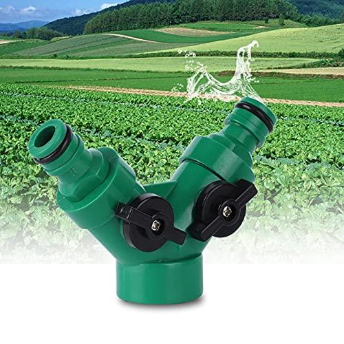 Bediffer Fácil de controlar el divisor bidireccional del tubo del jardín del divisor fácil de instalar para los jardines