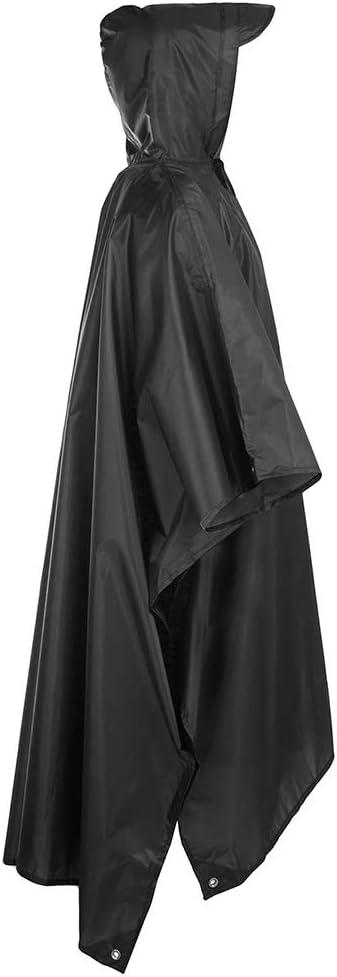 meowtastic Rain Poncho,Rain Ponchos for Adults Men Women Waterproof Hooded