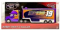 カーズ3 / クロスロード マテル 1:55 ダイキャスト ミニカー レーストラック ボビー・スウィフト's ハウラー / MATTEL 2017 CARS 3 RACE TRUCK BOBBY SWIFT'S HAULER 【並行輸入品】ディズニー ピクサー Disney PIXAR キャラクターカー 最新 映画 オクターンゲイン No.19