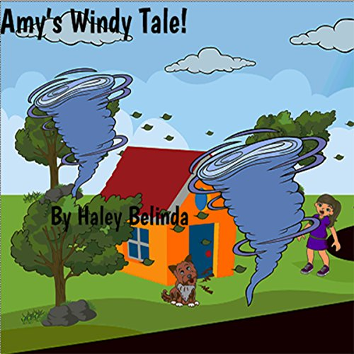 Couverture de Amy's Windy Tale!