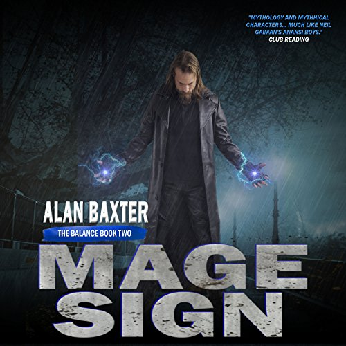 MageSign audiobook cover art