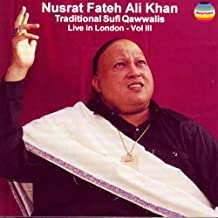 Classical Qawwali in Raga Gawoti (Araj soonli jho, Kwaja mori araj soonli jho)