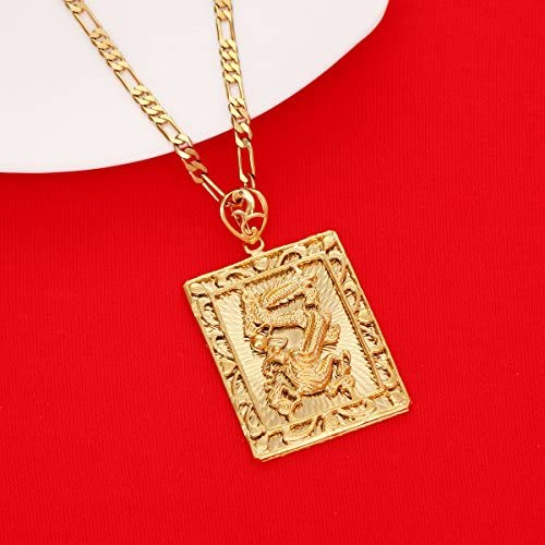 Chinese gold necklaces _image1