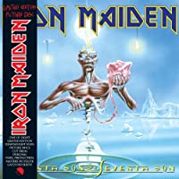 Seventh Son Of A Seventh Son [PICTURE DISC VINYL] Limted Edition [GATEFOLD]