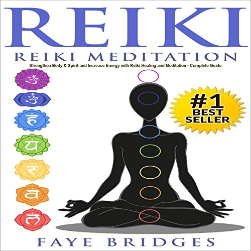 Reiki Meditation audiobook cover art