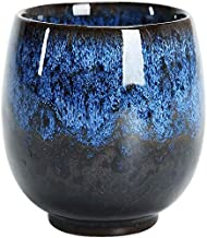 Ceramic Coffee Cup, Ceramic Tea Cup Chinese Kung Fu Tea Cup, Coffee Mug for Latte, Cappuccino, Tea, Winter 160ml كوب سيرام...