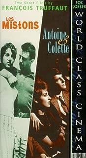 Les Mistons/Antoine & Colette VHS