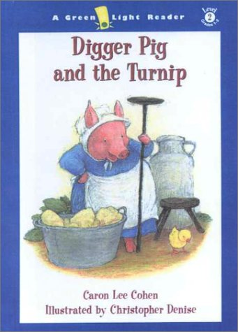 Digger Pig and the Turnip (Green Light Readers Level 2)の詳細を見る
