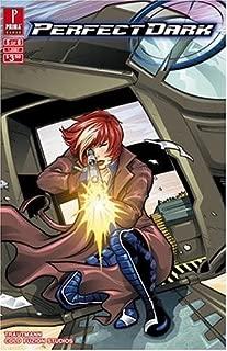 Perfect Dark: Janus' Tears comic (Issue 5)