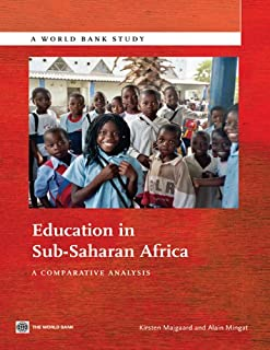 Education in Sub-Saharan Africa (World Bank Studies)