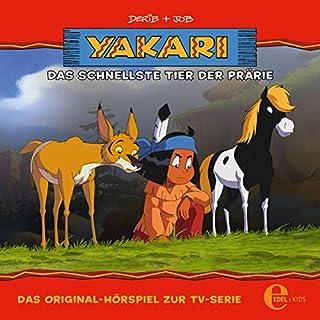 Das schnellste Tier der Prärie. Das Original-Hörspiel zur TV-Serie Titelbild