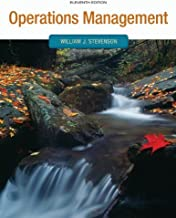 By William Stevenson: Operations Management (Operations and Decision Sciences) Eleventh (11th) Edition