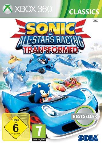 Sonic All - Stars Racing Transformed Classics - [Xbox 360]