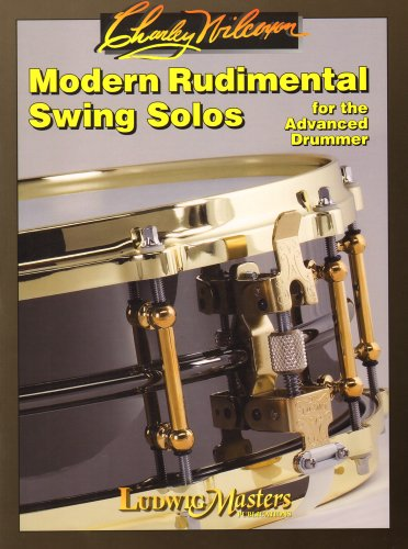 Modern Rudimental Swing Solos for the Advanced Drummer