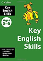 Key English Skills Age 5-6 (Collins Practice)