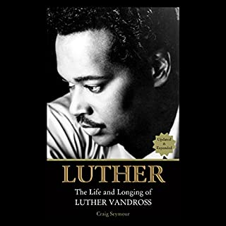 Luther audiobook cover art