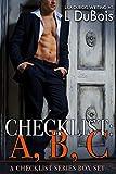 Checklist: A, B, C: A Billionaire Club Box Set (English Edition)