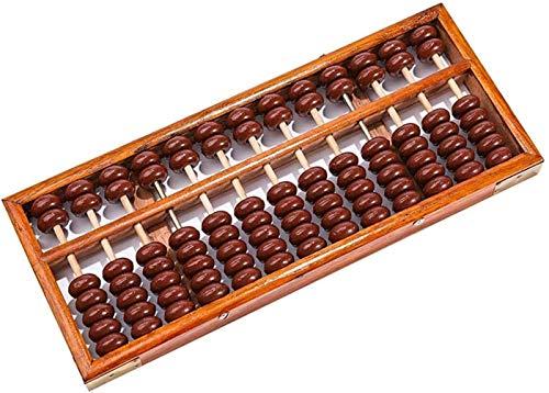 XINGDONG Niños Abacus Madera Sólida Abacus Alumnos moda