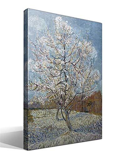 Cuadro Canvas El Melocotón Rosa de Vincent Willem Van Gogh