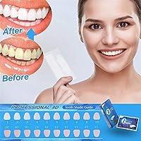 3D 美白 歯 歯のホワイトニングストリップ 14セット 28枚入り 歯ケア 汚れ取り除き 大人用 歯のホワイトニングステッカー 持ち運びが簡単 (サイズ : 3 box)
