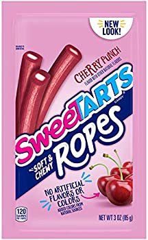 12-Pack SweeTARTS Soft and Chewy Ropes (Cherry Punch)