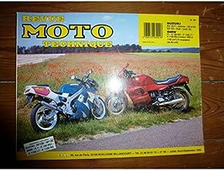 Revue moto technique, n° 90 : BMW K1, K 100 RS1, K1100LT, K 1100 RS a moteur 1000 et 1100cc, 16 soupapes de 89 à 93 / Suzuki RG 125 F, Gamma de 92 et 93, RG 125 Wolf de 92