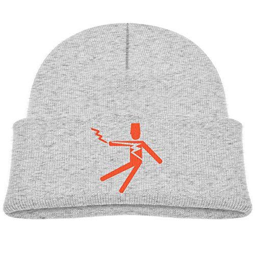 SBD14ZZU Buckethead Unisex Kinder Wintermütze Kinder Soft Warm Beanie Hut Jungen Mädchen Elastizität Hüte Hedging Cap für Baby
