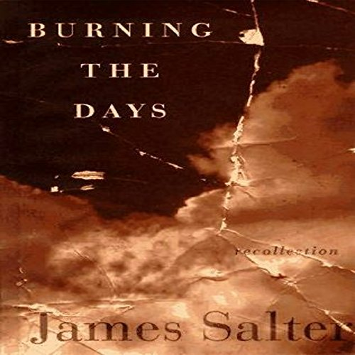 Burning the Days cover art