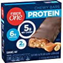 5-Count Fiber One Caramel Nut Protein Chewy Bars