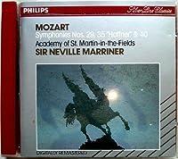 Mozart: Symphonies Nos. 29, 35 Haffner & 40