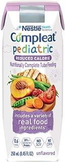 Nestle Compleat Pediatric Reduced Calorie Formula - 250 mL