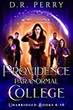 Providence Paranormal College (Books 6-10): Roundtable Redcap, Better Off Undead, Ghost of a Chance, Nine Lives, Fae or Fae Knot (Providence Paranormal College Boxed Sets Book 2)