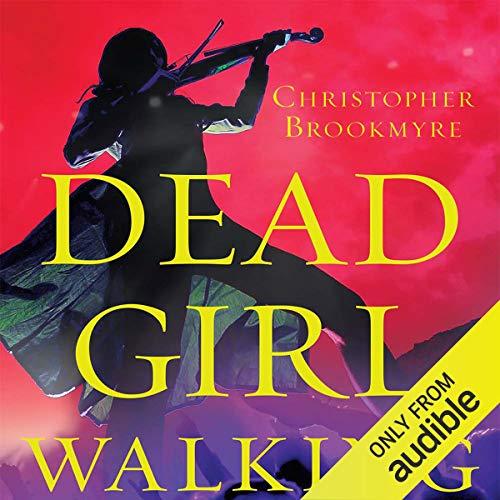 Dead Girl Walking audiobook cover art