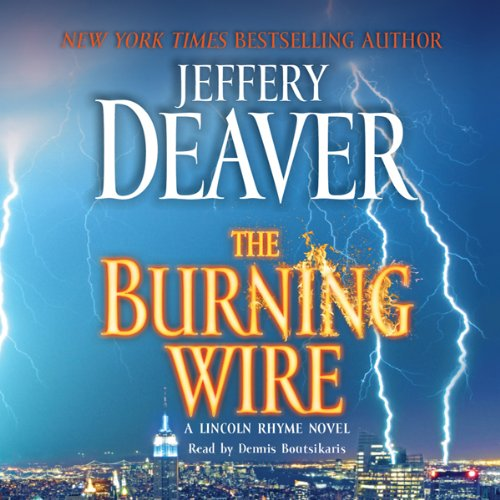Bargain Audio Book - The Burning Wire