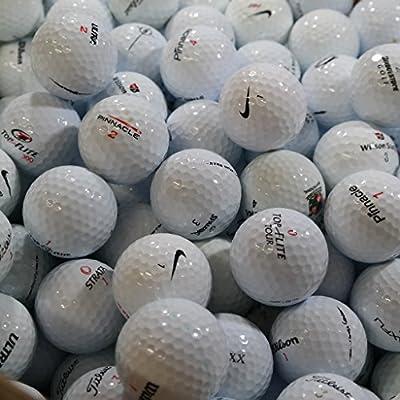 100 Lakeballs in AAA/AA