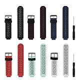Bracelet de rechange HONECUMI pour montre connectée Garmin Forerunner 230 / 235 /...